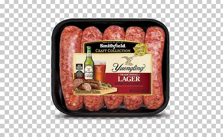 Yuengling Traditional Amber Lager Bratwurst Smithfield Beer PNG
