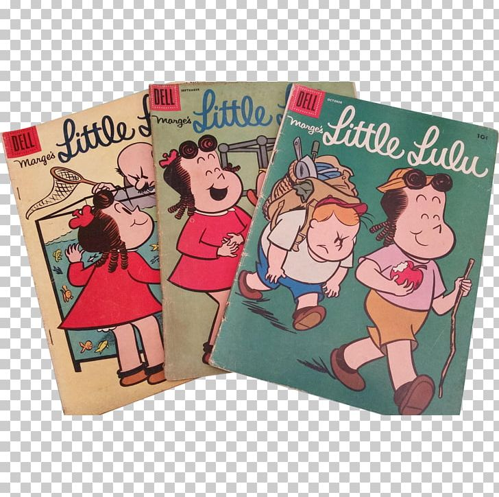 Paper Comics Little Lulu Cartoon Summer Camp Png Clipart Book