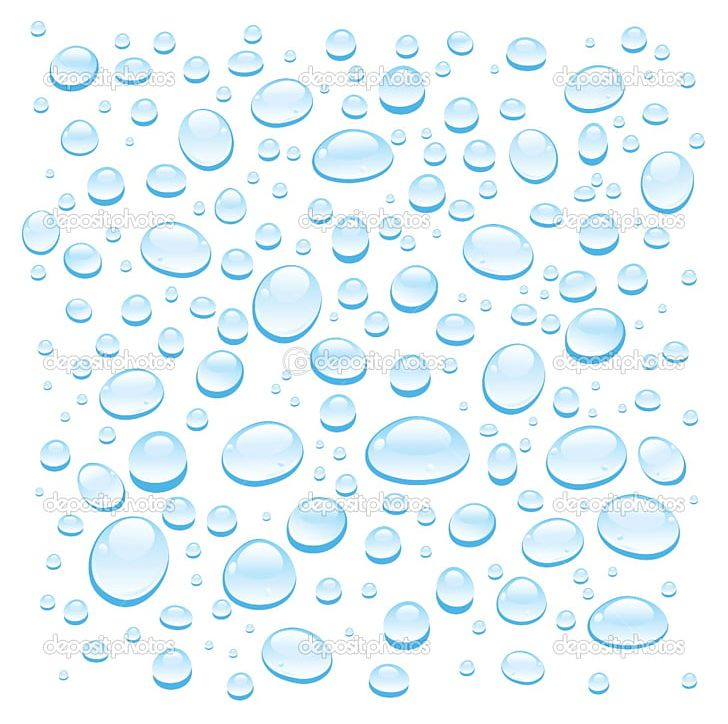Water Drop White Blue PNG, Clipart, Aqua, Area, Blue, Circle, Color Free PNG Download