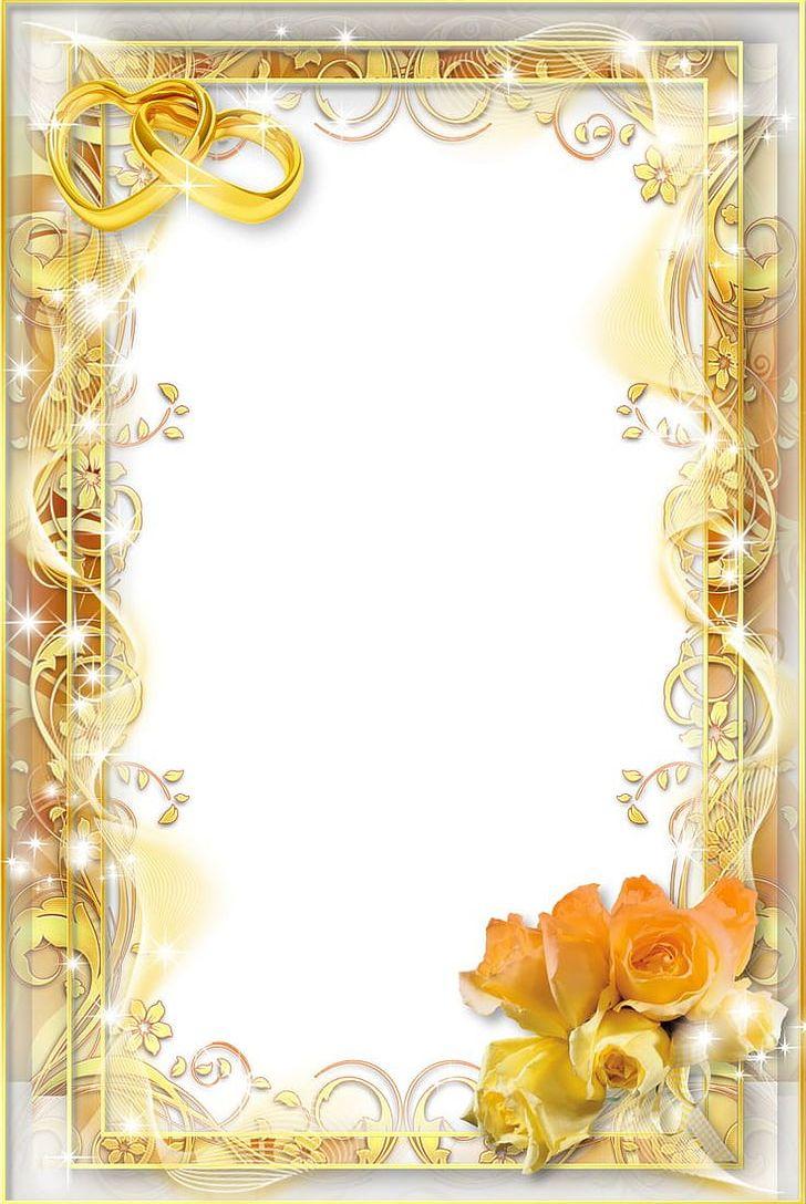 Wedding Photo Frames.Wedding Invitation Frames Png Clipart Border Frames Clip Art