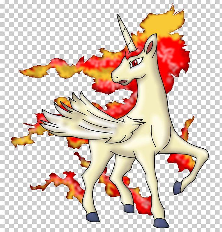 Reindeer Rapidash Pokedex Pokemon Flame Png Clipart Animal Figure Art Cartoon Coaching Deer Free Png Download