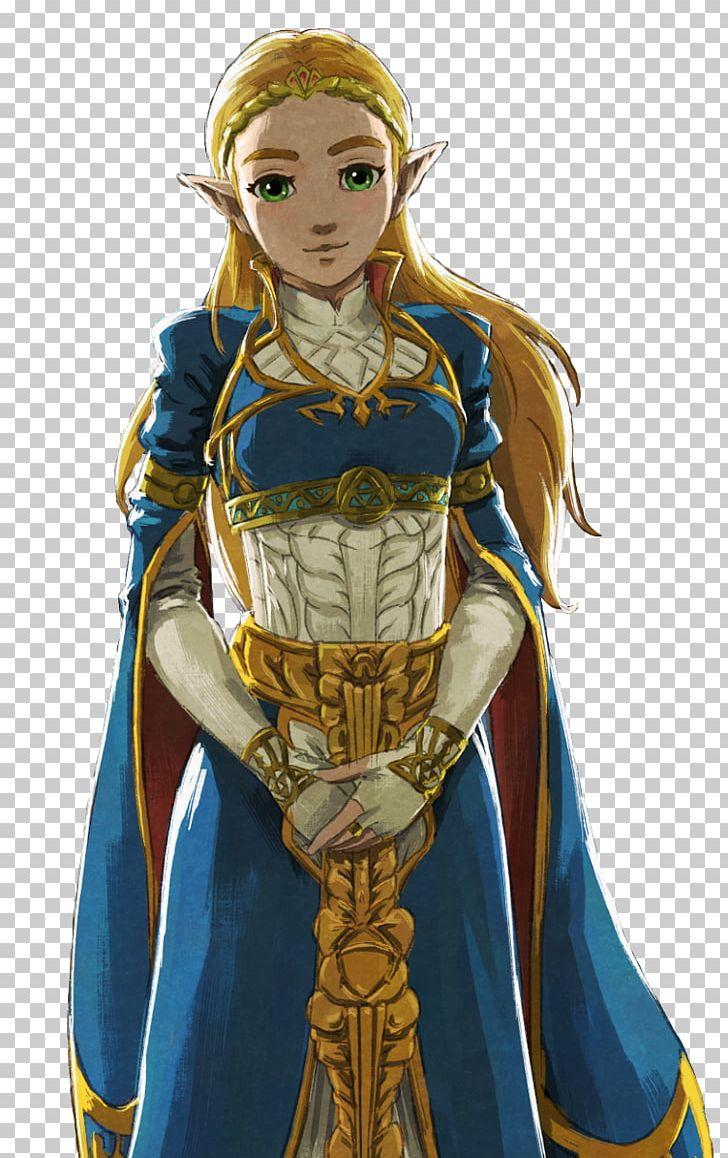 The Legend Of Zelda Breath Of The Wild Princess Zelda Link