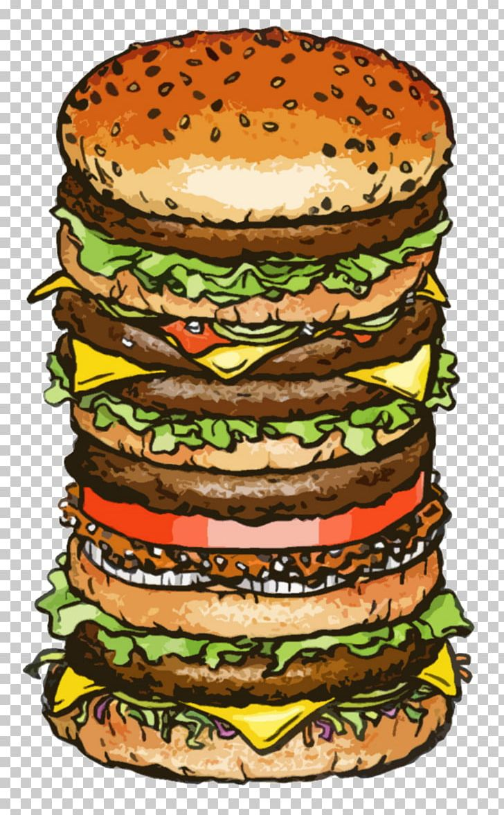 Hamburger Cheeseburger McDonald's Big Mac Veggie Burger French Fries PNG, Clipart, Big Mac, Breakfast Sandwich, Burger, Burger King, Cheeseburger Free PNG Download