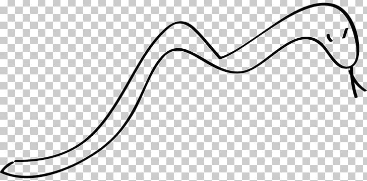 Snake Black And White Drawing Reptile PNG, Clipart, Angle, Animal, Animals, Area, Black Free PNG Download