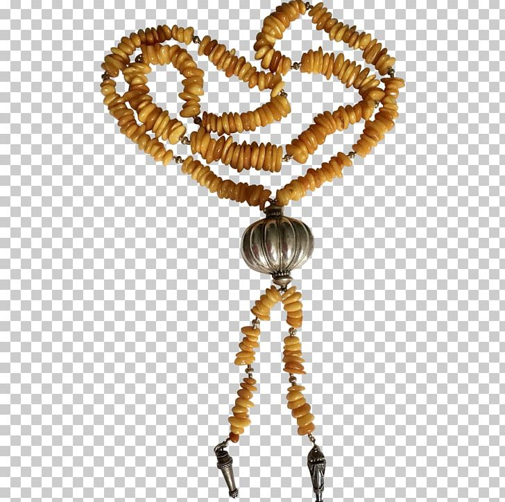 Necklace Bead Pendant Amber Jewellery PNG, Clipart, Amber, Baltic Amber, Bead, Body Jewellery, Body Jewelry Free PNG Download