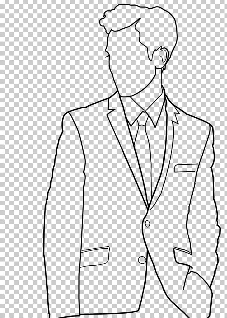 Drawing Iron Man Line Art