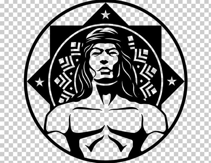 Lapu Lapu Logo Drawing Png Clipart Art Artwork Black And White Circle Clip Art Free Png