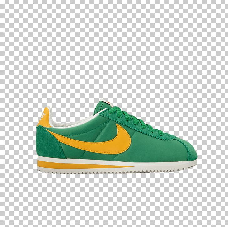 good best loved most popular Sneakers Nike Cortez Green Shoe PNG, Clipart, Aqua, Athletic ...