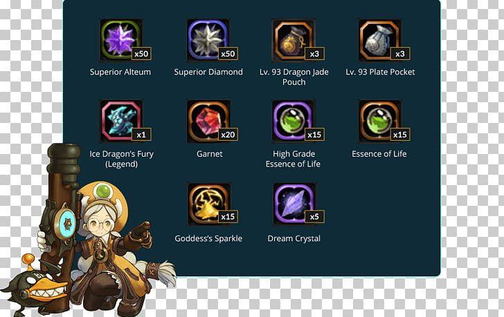 Dungeon Marathon Dragon Nest Altea Anniversary Screenshot PNG