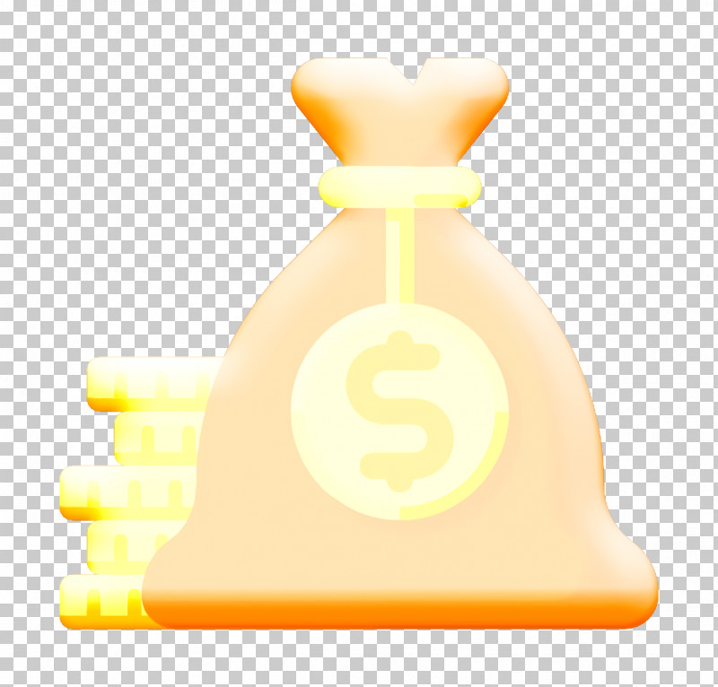Money Bag Icon Money Icon Startup Icon PNG, Clipart, Money Bag Icon, Money Icon, Startup Icon, Yellow Free PNG Download