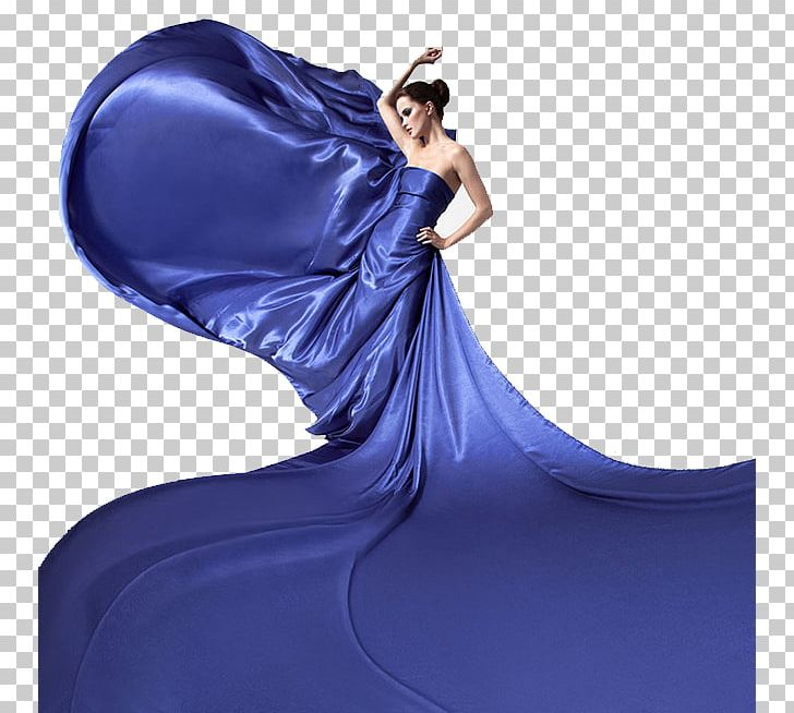 Bijin Fashion Model Fashion Model Silk PNG, Clipart, Blue, Capelli, Celebrities, Clothing, Cobalt Blue Free PNG Download