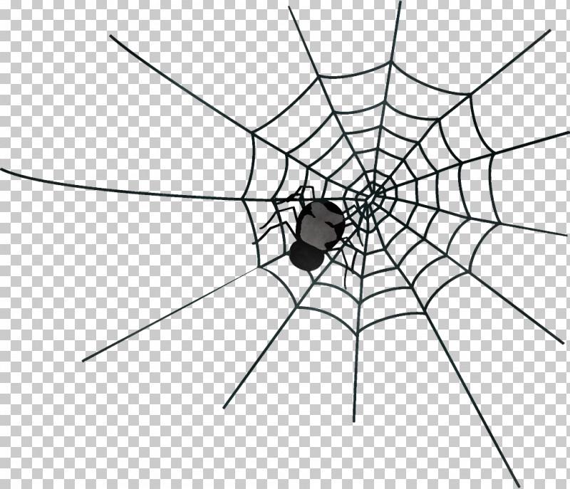 Spider Web Halloween PNG, Clipart, Arachnid, Blackandwhite, Circle, Diagram, Halloween Free PNG Download