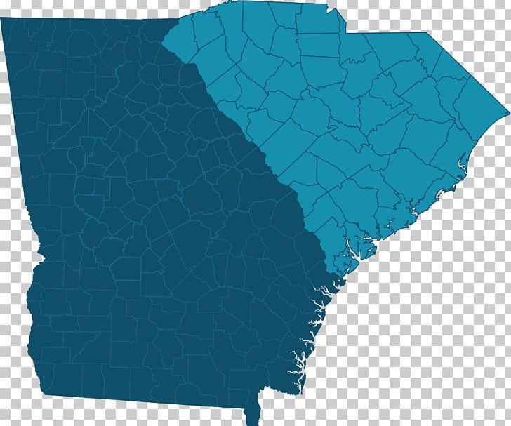 Map Of Georgia District 6.Georgia United States District Court Map Png Clipart Aqua Court