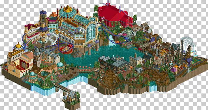 RollerCoaster Tycoon 2 RollerCoaster Tycoon 3 Amusement Park