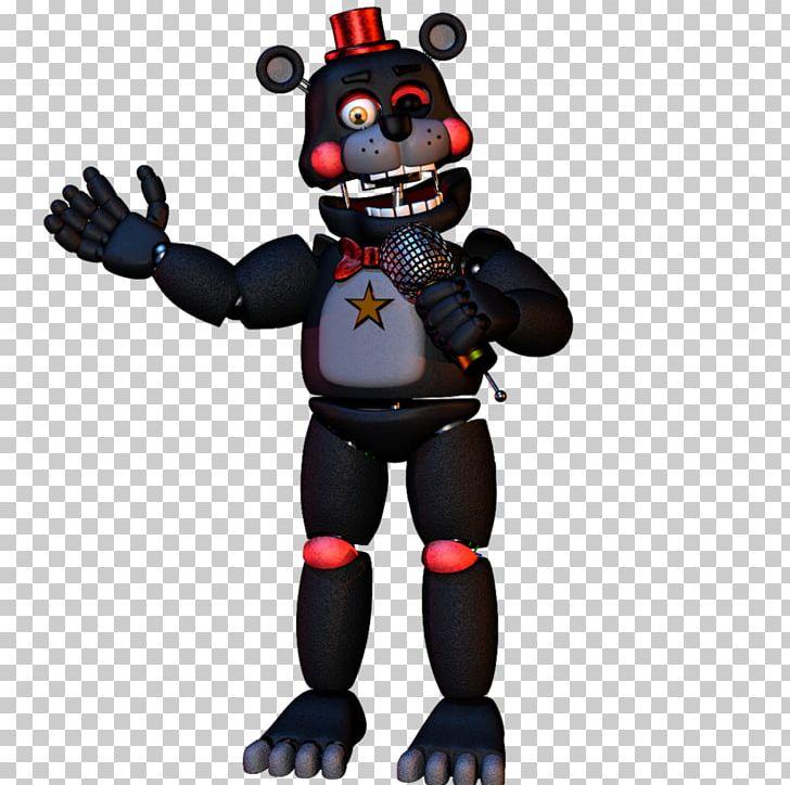 Freddy Fazbear's Pizzeria Simulator Ultimate Custom Night Jump Scare