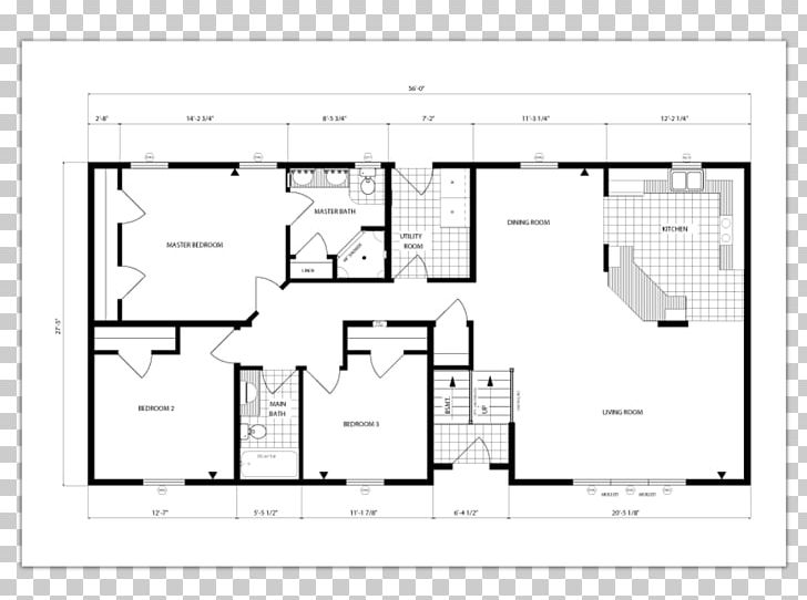 Ranch-style House House Plan Split