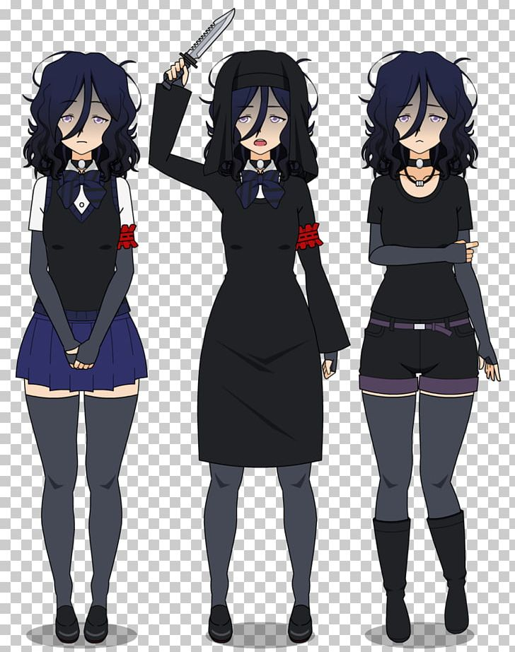Yandere Simulator Clothing Outerwear PNG, Clipart, Anime