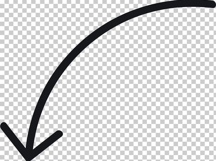 Arrow Curve Png Clipart Angle Arrows Atmosphere Black Black