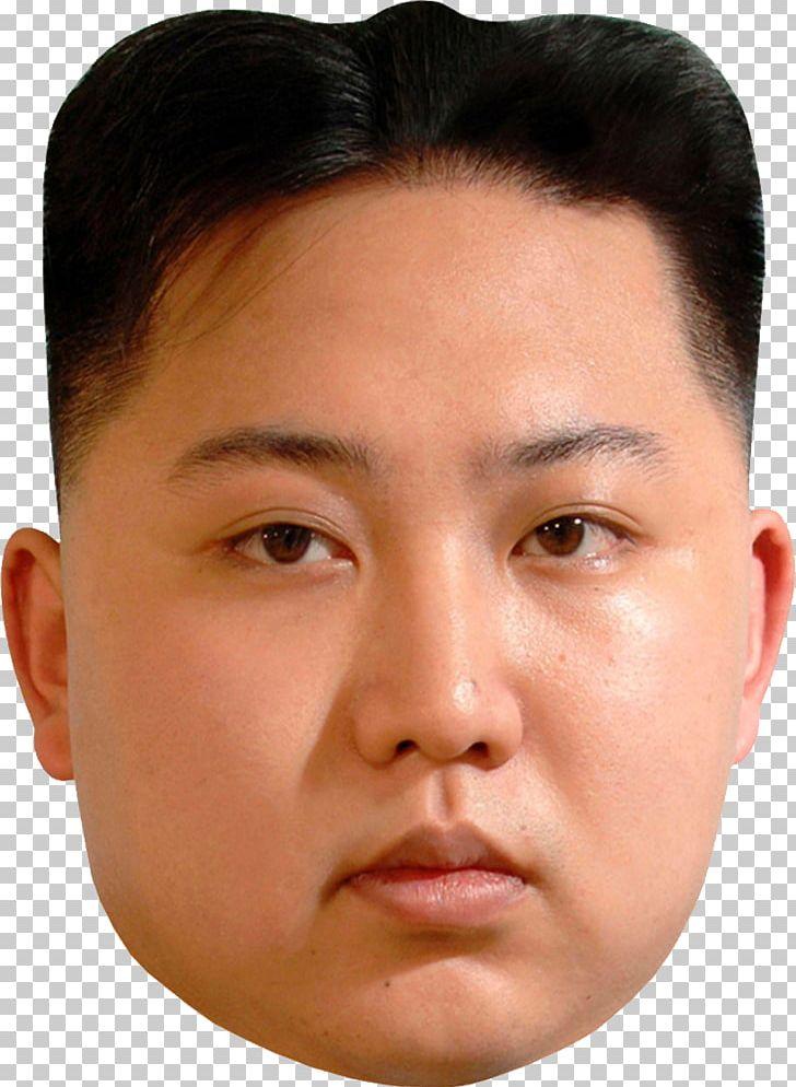 Kin Jong-un North Korea Supreme Leader Politician Celebrity Card Mask!