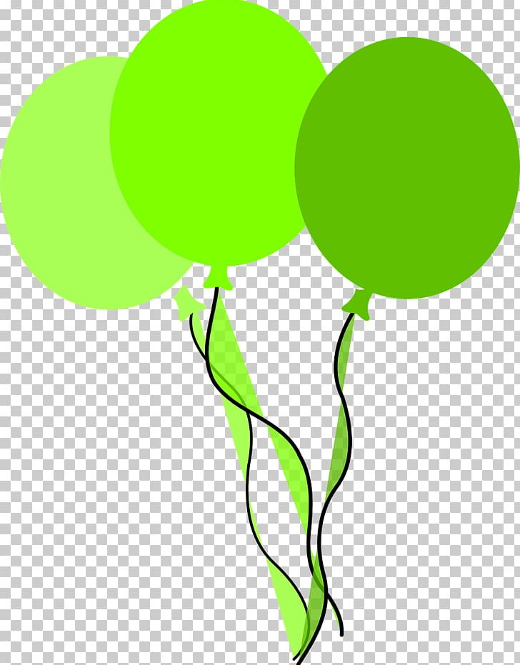 Birthday cake green. Balloon party png clipart