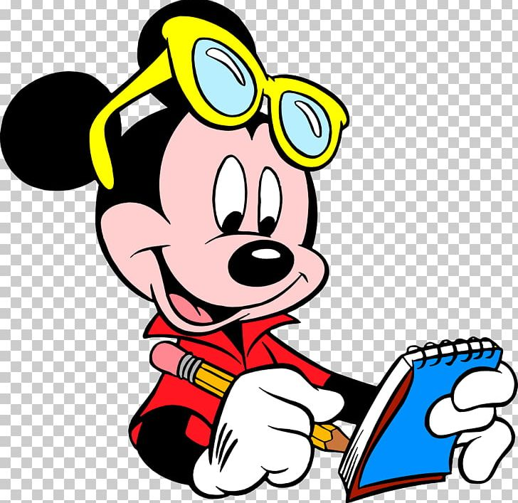 4570book Hd Ultra Baby Writing Clipart Mickey Pack 5989
