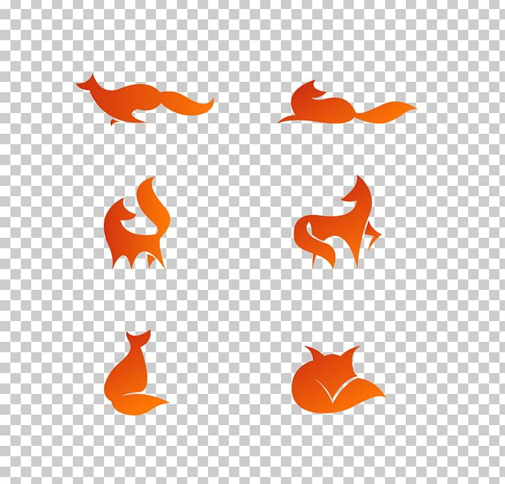 Cartoon Fox Logo PNG, Clipart, Abstract, Adobe Illustrator, Animal, Animals, Area Free PNG Download