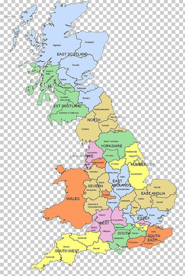 Map Of Counties In England.Wales Regions Of England Map Counties Of The United Kingdom Png