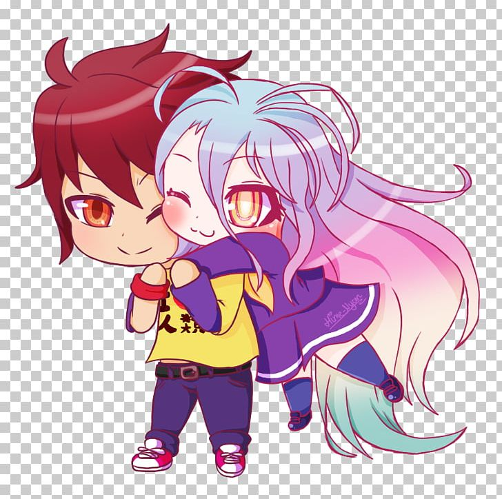 Chibi Anime No Game No Life Mangaka Png Clipart Art