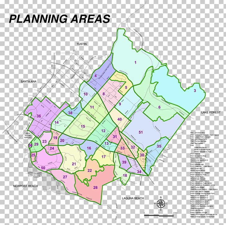 Irvine City Map Google Maps Planned Community PNG, Clipart ...