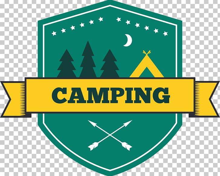 Camping Logo Illustration PNG, Clipart, Badge, Brand, Camp, Camping Vector, Campsite Free PNG Download