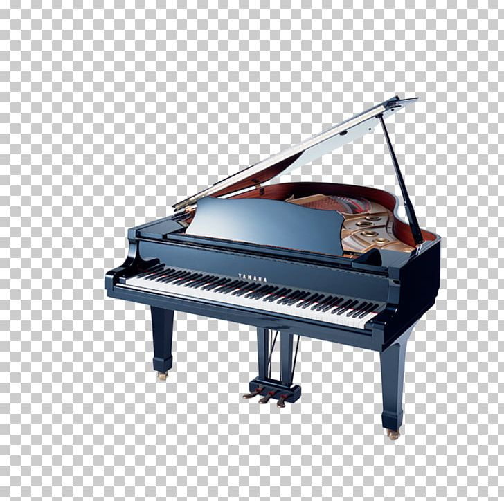 Piano Musical Instrument PNG, Clipart, Black, Black Piano