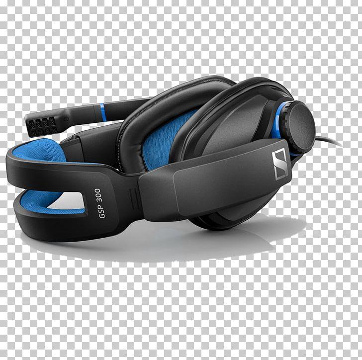 Headphones Sennheiser Noise-canceling Microphone Video Game PNG
