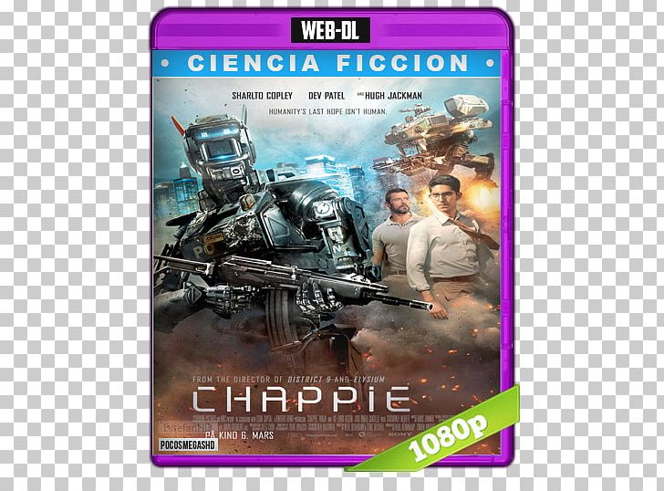 Blu-ray Disc Film Chappie 720p Subtitle PNG, Clipart, 720p
