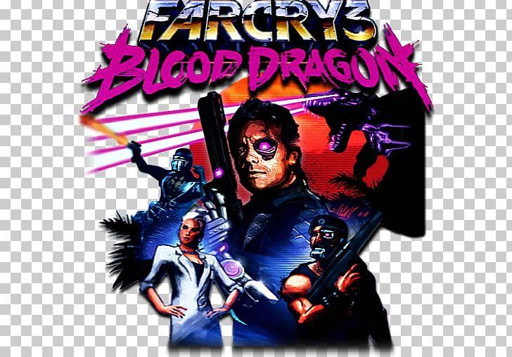 Far Cry 3: Blood Dragon Far Cry Primal Far Cry 2 Xbox 360 PNG