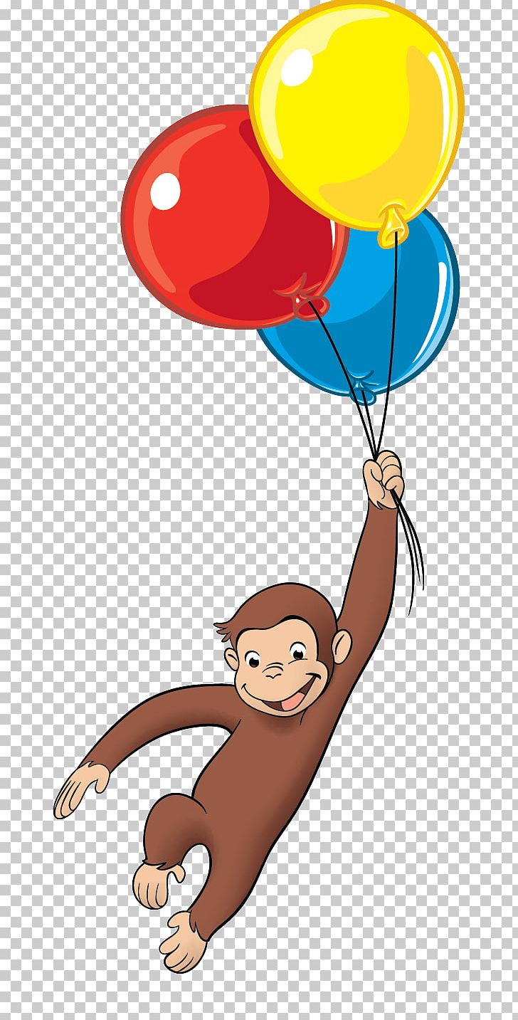 David Blaine Is Going to Fly Over New York City Holding ...  |Curious George Holding Ballons Drawings