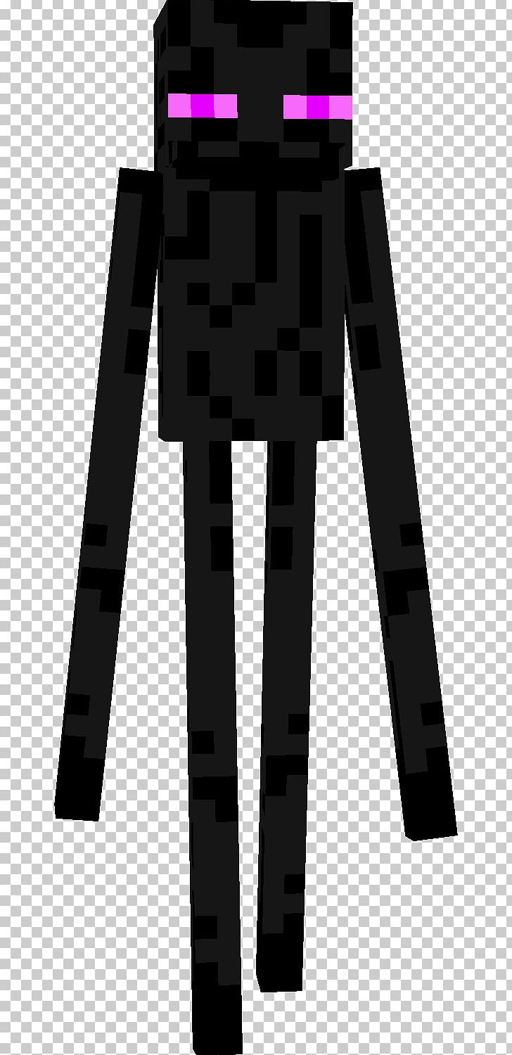 Minecraft Enderman Game Mob Png Clipart Angle Black