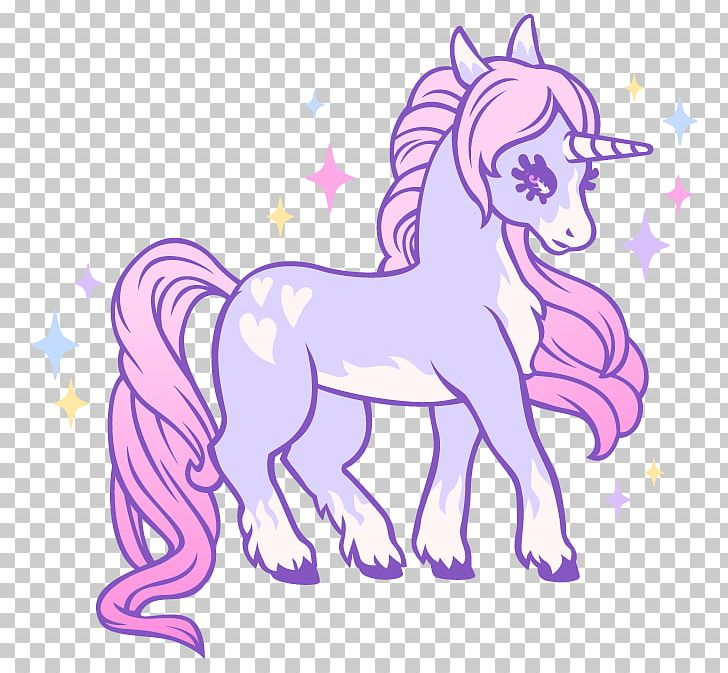 Unicorn Pastel Twilight Sparkle Aesthetics Art Png Clipart