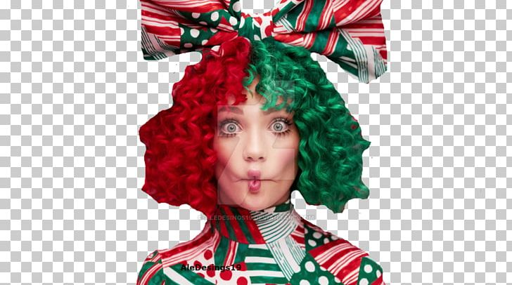 Sia Christmas.Sia Santa S Coming For Us Everyday Is Christmas Candy Cane
