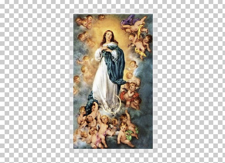 Immaculate Conception Our Lady Of Fátima Holy Card Prayer