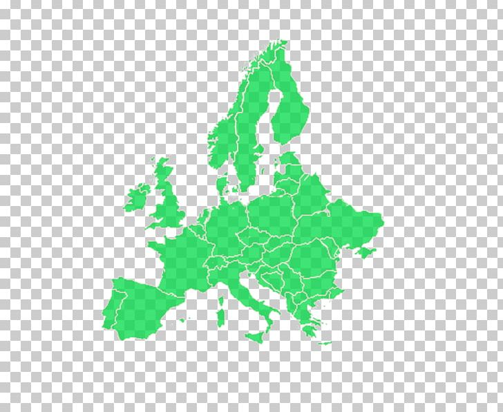 Eastern Europe Western Europe Map European Union PNG