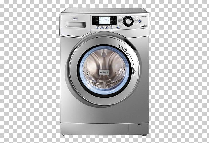 Washing Machines Haier Washing Machine Home Appliance PNG, Clipart, Cleaning, Clothes Dryer, Combo Washer Dryer, Detergent, Electrolux Free PNG Download