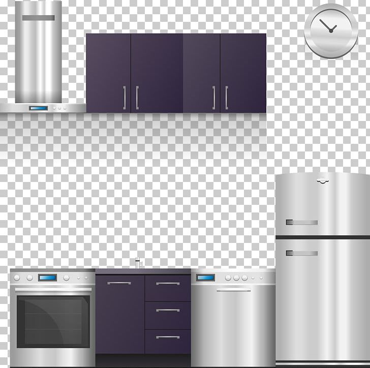 Home Appliance Kitchen Cabinet Kitchen Stove Png Clipart
