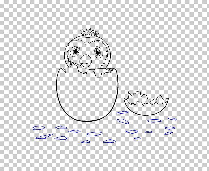 Coloring Book Drawing Hatchimals Png Clipart Art Beak