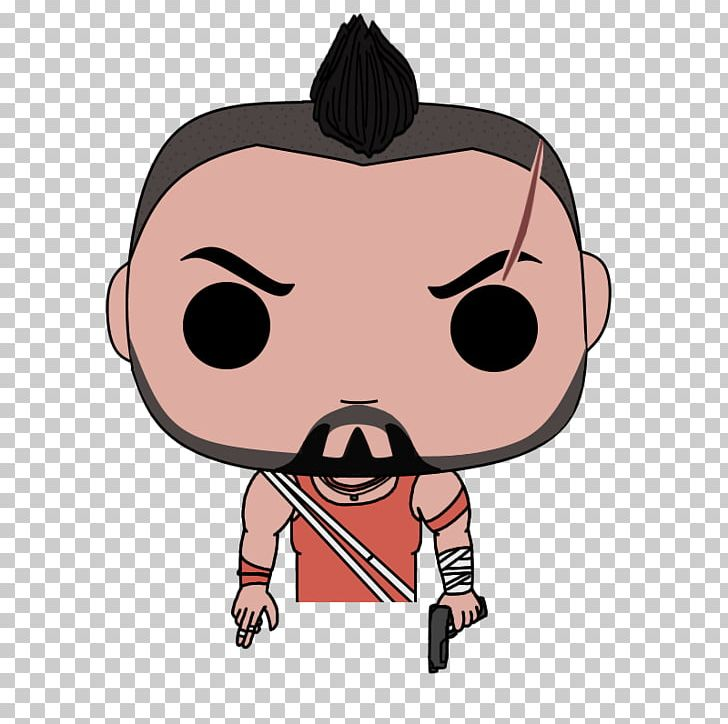Far Cry 3 Far Cry 4 Funko Ubisoft Drawing PNG, Clipart, Art