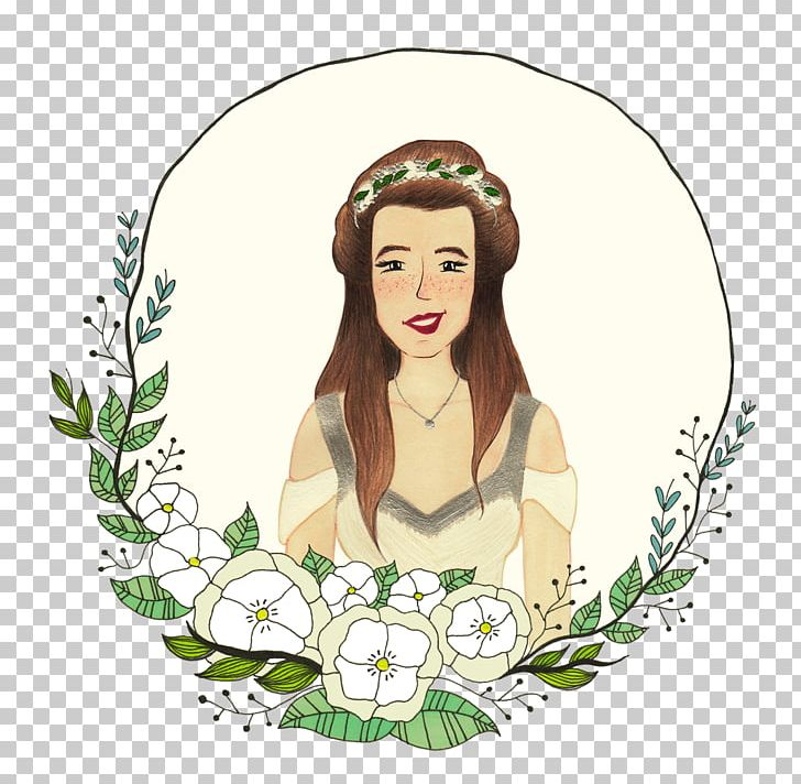Floral Design Rose Family Illustration PNG, Clipart, Art, Black Hair, Character, Circle, Family Free PNG Download