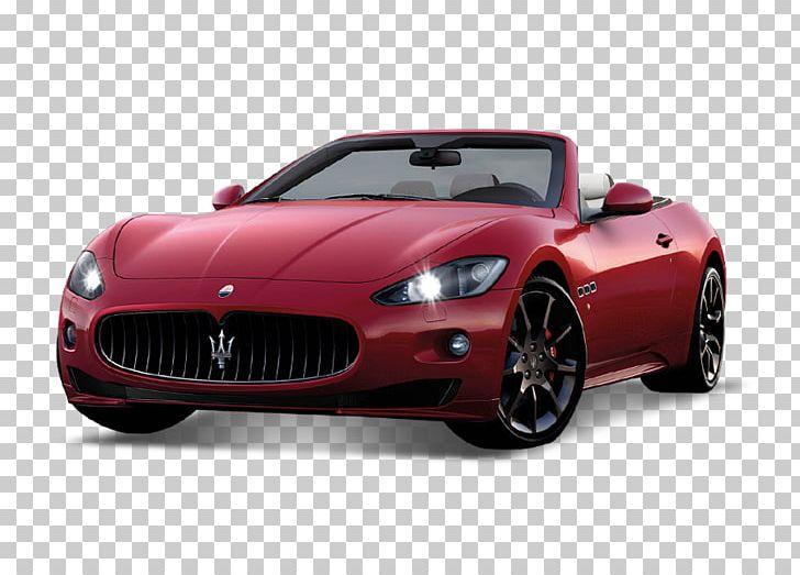 Sports Car 2011 Maserati Granturismo Luxury Vehicle Png Clipart