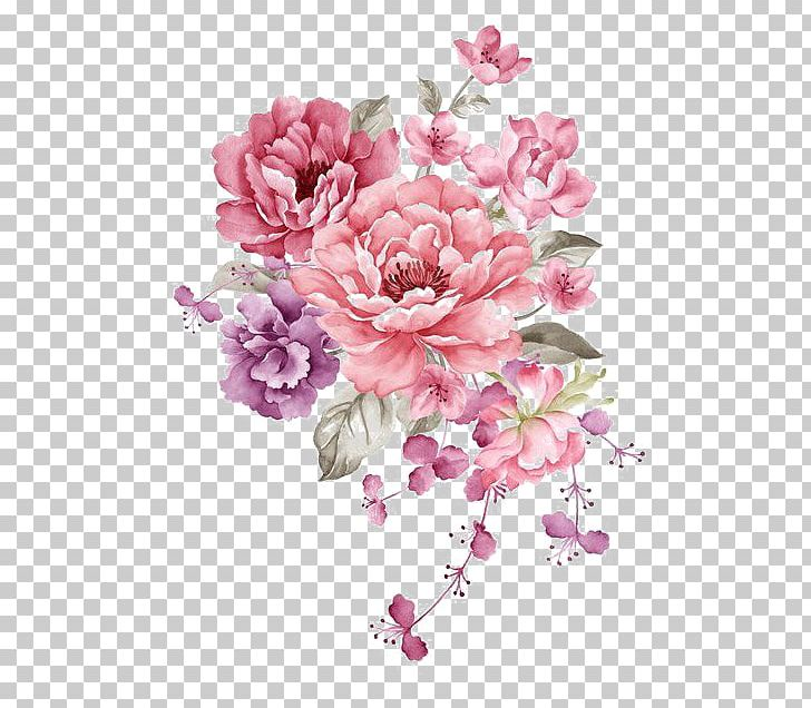 Flower Paper Watercolor Painting Stock Illustration PNG, Clipart, Artificial Flower, Blossom, Cherry Blossom, Cut Flowers, Dahlia Free PNG Download