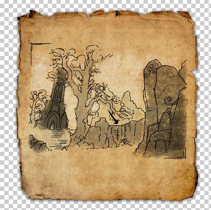 Treasure Map The Elder Scrolls Online: Tamriel Unlimited ...