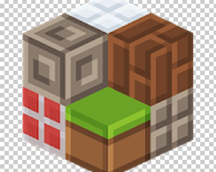 Minecraft: Pocket Edition Blueprint 3D Android Application