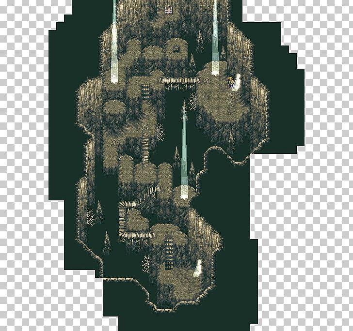 Final Fantasy VI PlayStation GameFAQs Map If(we) PNG ...